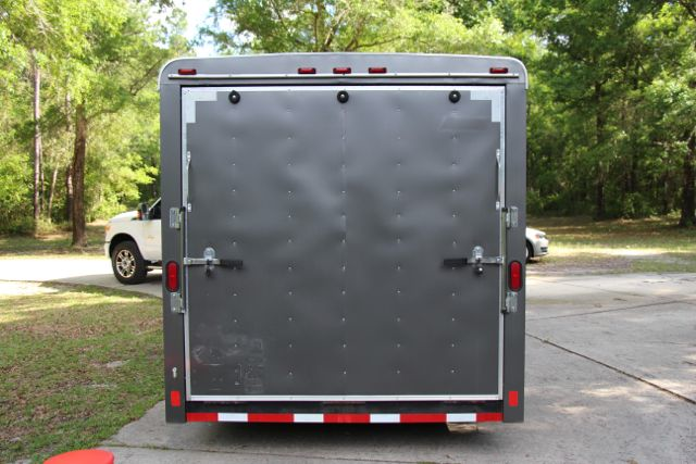 utility trailer chevron reflective panel