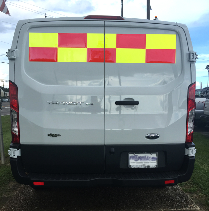 fleet vehicles battenburg panels